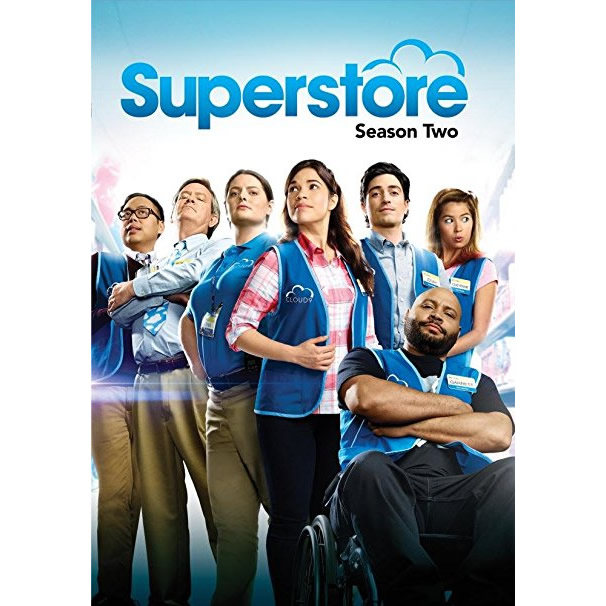 AU $28 BUY: Superstore - Season 2 on DVD in Australia