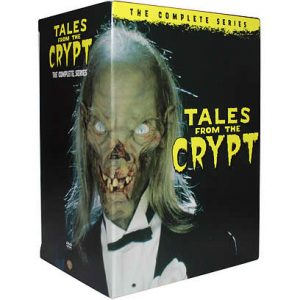 AU $97 BUY: Tales from the Crypt Complete Series on DVD in Australia
