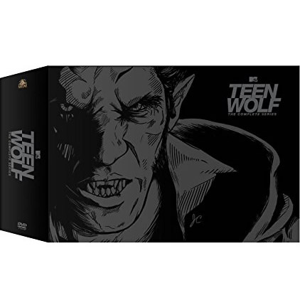 AU $110 BUY: Teen Wolf Complete Series on DVD in Australia
