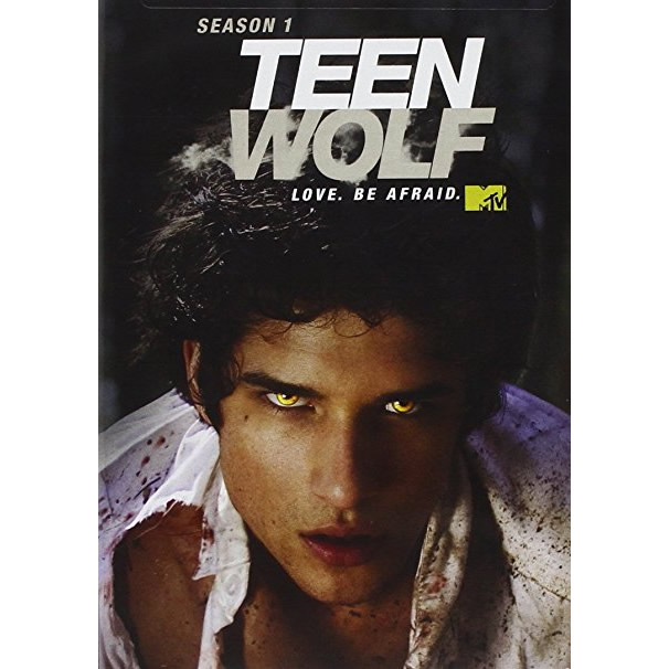 AU $22 BUY: Teen Wolf - Season 1 on DVD in Australia