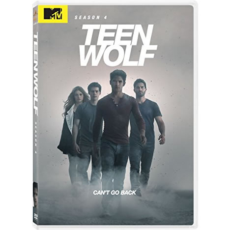 AU $25 BUY: Teen Wolf - Season 4 on DVD in Australia