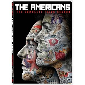 AU $26 BUY: The Americans - Season 3 on DVD in Australia