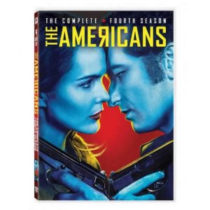 AU $26 BUY: The Americans - Season 4 on DVD in Australia
