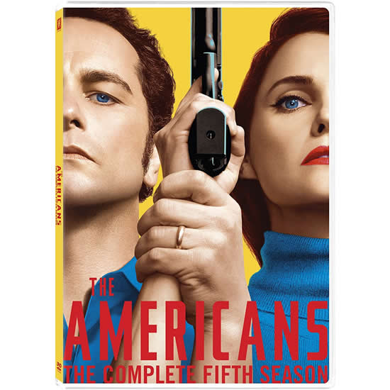 AU $35 BUY: The Americans - Season 5 on DVD in Australia