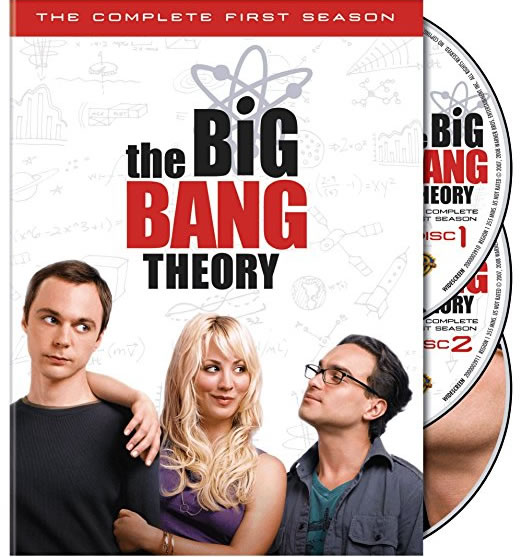 AU $20 BUY: The Big Bang Theory - Season 1 on DVD in Australia