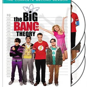 AU $24 BUY: The Big Bang Theory - Season 2 on DVD in Australia