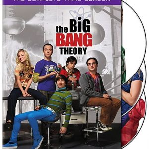 AU $22 BUY: The Big Bang Theory - Season 3 on DVD in Australia