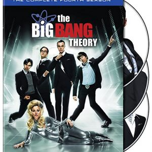 AU $22 BUY: The Big Bang Theory - Season 4 on DVD in Australia