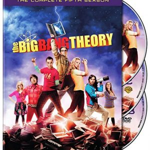AU $22 BUY: The Big Bang Theory - Season 5 on DVD in Australia