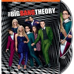 AU $22 BUY: The Big Bang Theory - Season 6 on DVD in Australia