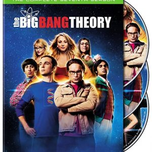 AU $22 BUY: The Big Bang Theory - Season 7 on DVD in Australia