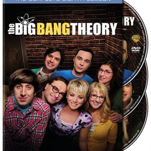 AU $23 BUY: The Big Bang Theory - Season 8 on DVD in Australia