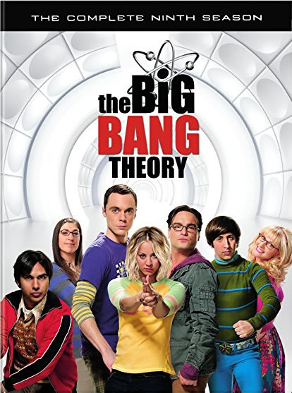 AU $24 BUY: The Big Bang Theory - Season 9 on DVD in Australia