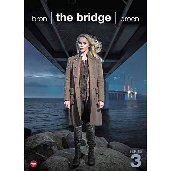 AU $28 BUY: The Bridge - Season 3 on DVD in Australia