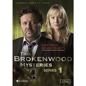 AU $31 BUY: The Brokenwood Mysteries - Season 1 on DVD in Australia
