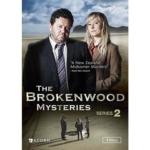 AU $35 BUY: The Brokenwood Mysteries - Season 2 on DVD in Australia