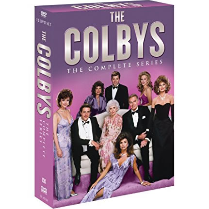 AU $65 BUY: The Colbys Complete Series on DVD in Australia