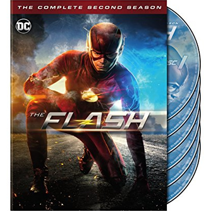 AU $29 BUY: The Flash - Season 2 on DVD in Australia