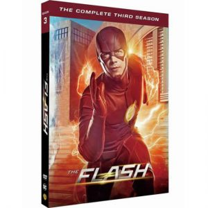 AU $33 BUY: The Flash - Season 3 on DVD in Australia