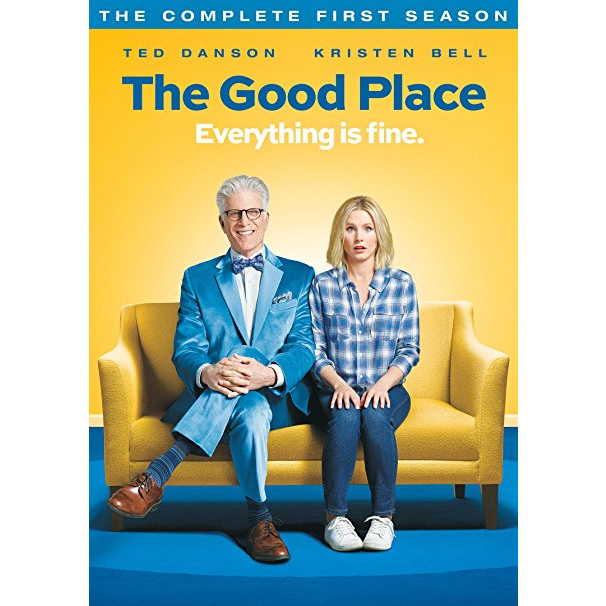 AU $26 BUY: The Good Place - Season 1 on DVD in Australia