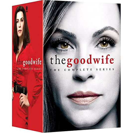 AU $130 BUY: The Good Wife Complete Series on DVD in Australia