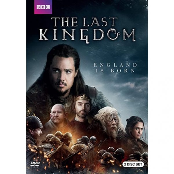 AU $28 BUY: The Last Kingdom - Season 1 on DVD in Australia