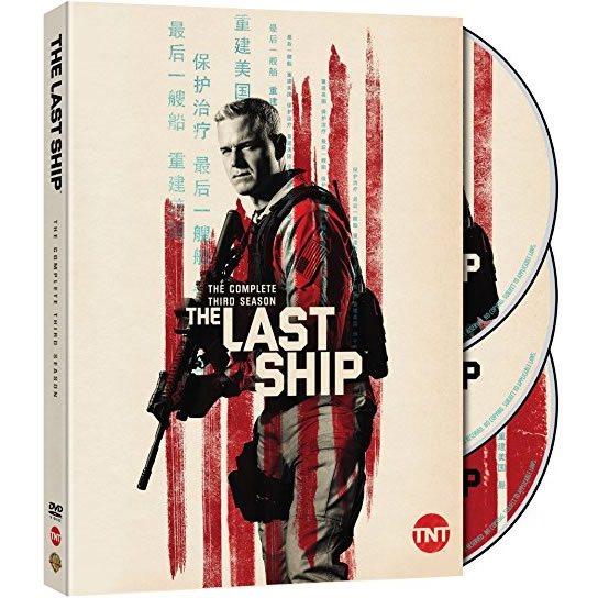 AU $28 BUY: The Last Ship - Season 3 on DVD in Australia