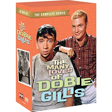 AU $92 BUY: The Many Loves Of Dobie Gillis Complete Series on DVD in Australia