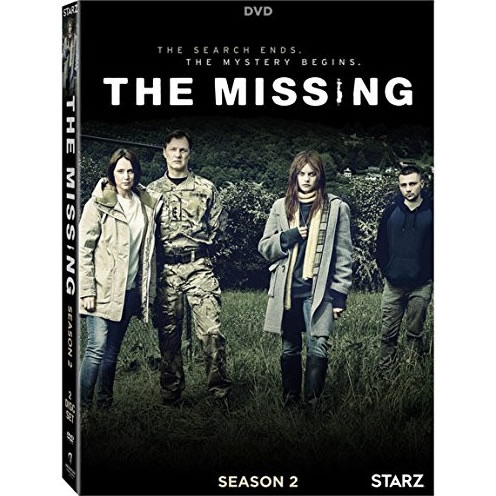 AU $30 BUY: The Missing - Season 2 on DVD in Australia
