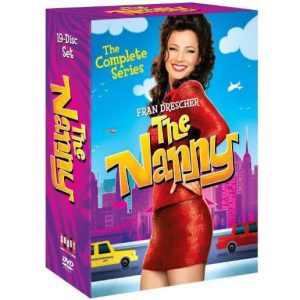 AU $85 BUY: The Nanny Complete Series Seasons 1-6 on DVD in Australia