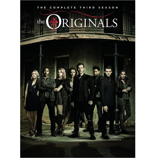 AU $28 BUY: The Originals - Season 3 on DVD in Australia