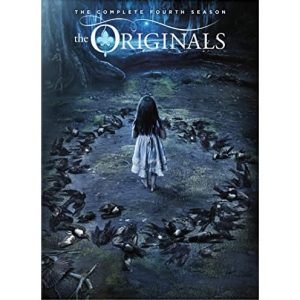 AU $28 BUY: THE ORIGINALS – SEASON 4 ON DVD IN AUSTRALIA
