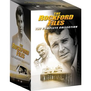 AU $122 BUY: The Rockford Files Complete Series on DVD in Australia