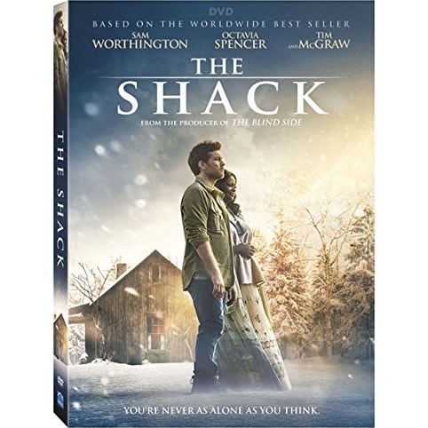 AU $22 BUY: The Shack on DVD in Australia
