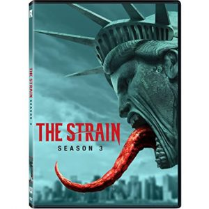 AU $31 BUY: The Strain - Season 3 on DVD in Australia
