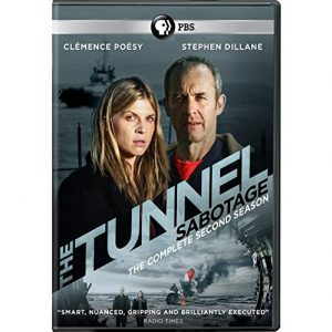 AU $28 BUY: The Tunnel: Sabotage - Season 2 on DVD in Australia