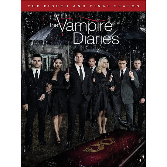 AU $30 BUY: The Vampire Diaries - Final Season 8 on DVD in Australia