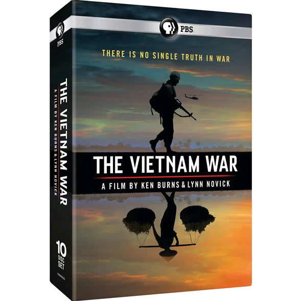 AU $62 BUY: The Vietnam War: A Film by Ken Burns and Lynn Novick on DVD in Australia