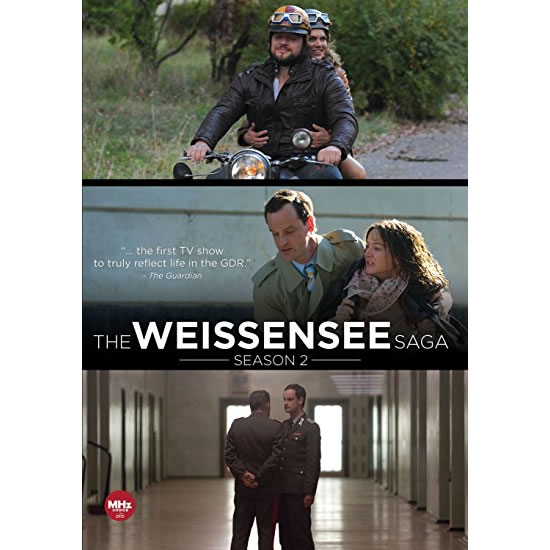 AU $28 BUY: The Weissensee Saga - Season 2 on DVD in Australia