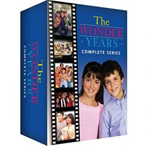 AU $95 BUY: The Wonder Years Complete Series on DVD in Australia