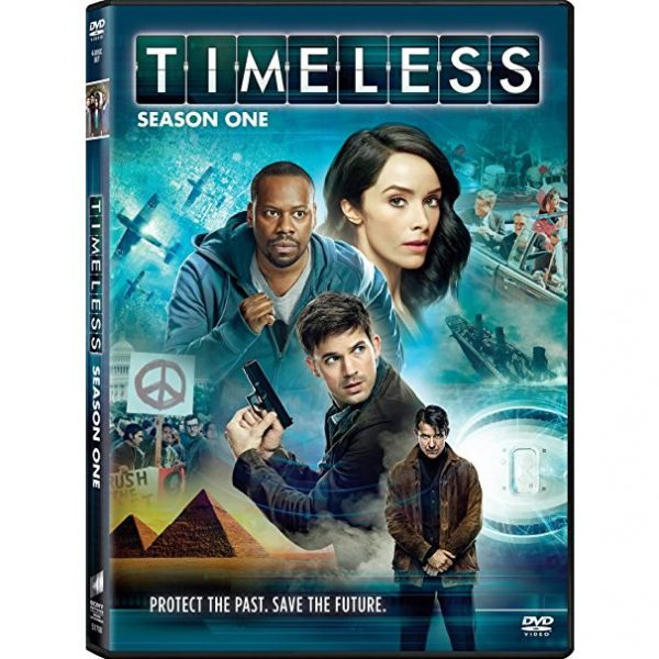 AU $35 BUY: Timeless - Season 1 on DVD in Australia