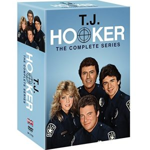 AU $80 BUY: T.J. Hooker Complete Series on DVD in Australia