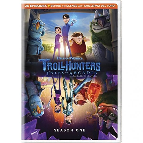 AU $25 BUY: Trollhunters Season 1 Animated DVD in Australia