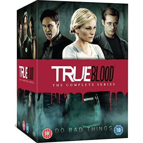 AU $130 BUY: True Blood Complete Series on DVD in Australia