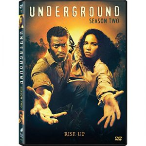 AU $30 BUY: Underground - Season 2 on DVD in Australia