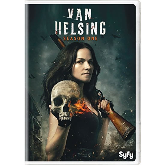 AU $28 BUY: Van Helsing - Season 1 on DVD in Australia