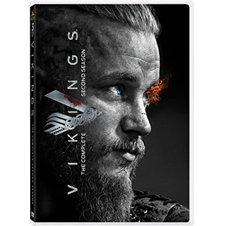 AU $23 BUY: Vikings - Season 2 on DVD in Australia