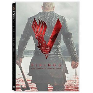 AU $23 BUY: Vikings - Season 3 on DVD in Australia
