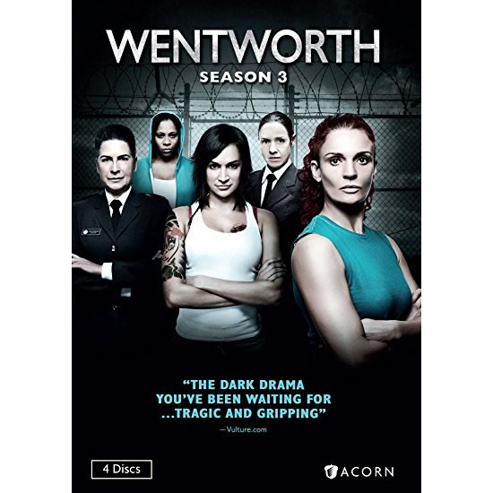 AU $32 BUY: Wentworth - Season 3 on DVD in Australia
