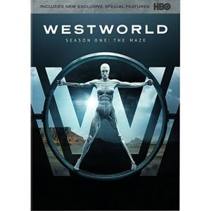 AU $30 BUY: Westworld - Season 1 on DVD in Australia